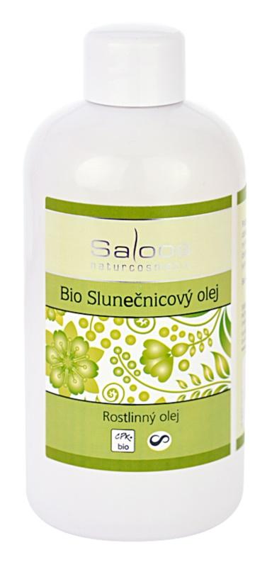 Saloos Oils Bio Cold Pressed Oils біо соняшникова олійка