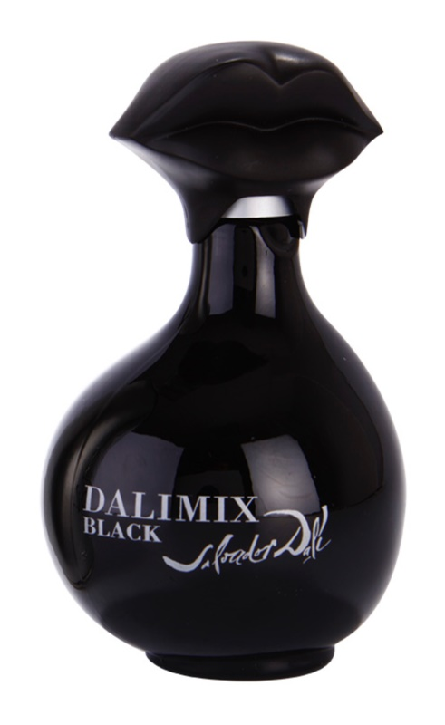 Salvador Dali Dalimix Black Eau de Toilette for Women 100 ml