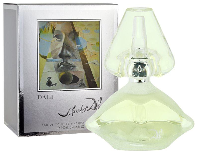 Salvador Dali Dali 2011 Eau de Toilette para mulheres 100 ml