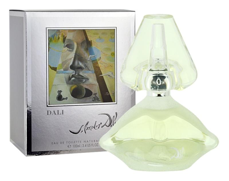 Salvador Dali Dali 2011 eau de toilette pour femme 100 ml