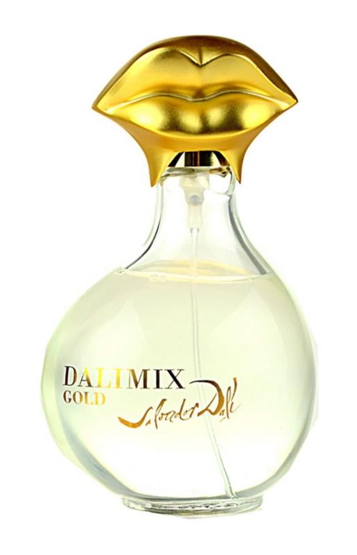 Salvador Dali Dalimix Gold Eau de Toilette para mulheres 100 ml