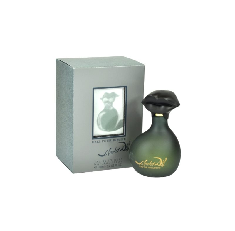 Salvador Dali Pour Homme Eau de Toilette for Men 100 ml