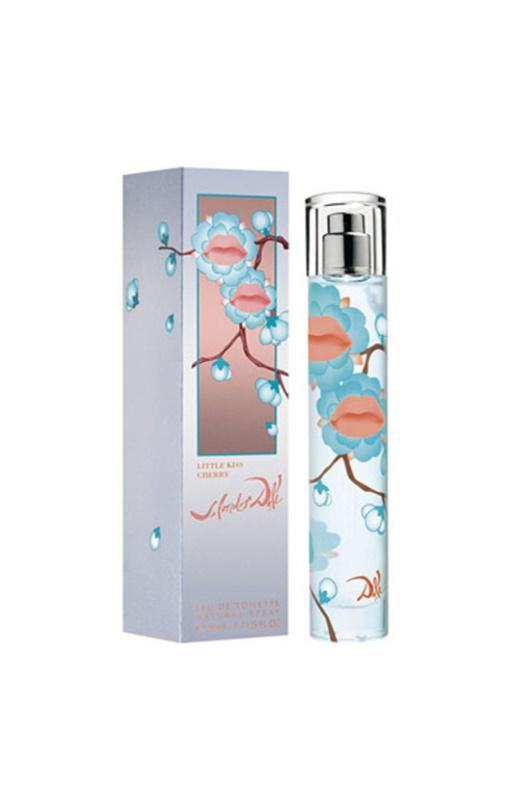 Salvador Dali Little Kiss Cherry toaletní voda pro ženy 50 ml