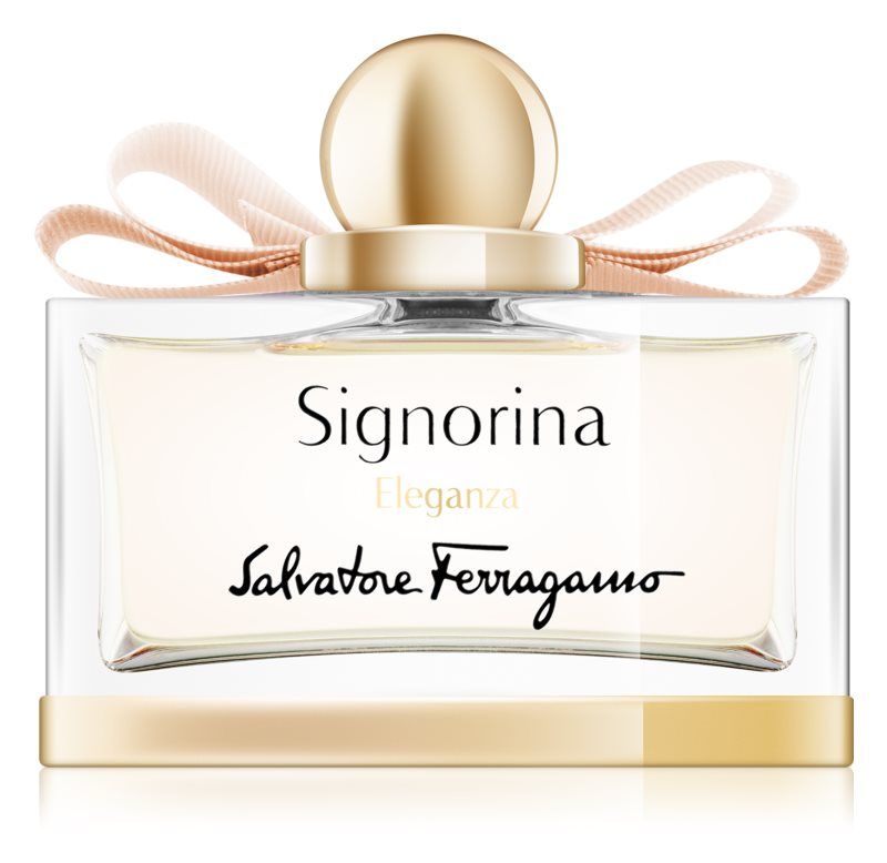 Salvatore Ferragamo Signorina Eleganza Eau de Parfum for Women 100 ml