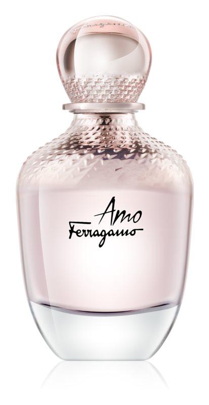 Salvatore Ferragamo Amo Ferragamo eau de parfum pour femme 100 ml