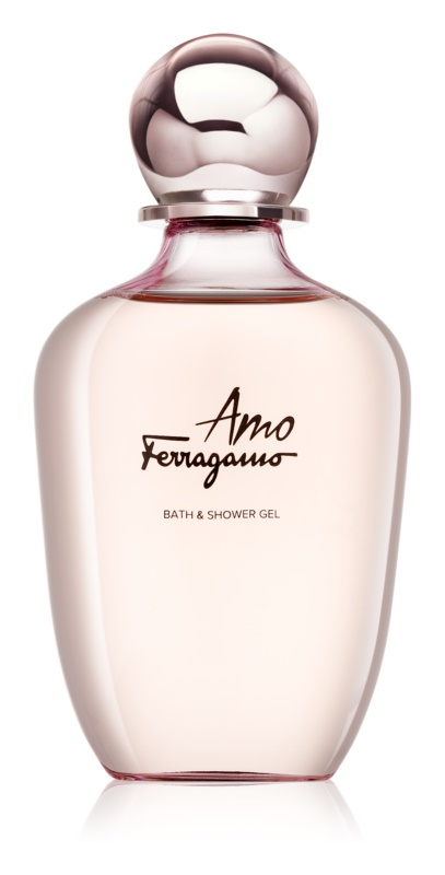 Salvatore Ferragamo Amo Ferragamo gel de dus pentru femei 200 ml