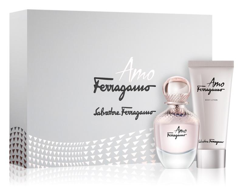 Salvatore Ferragamo Amo Ferragamo set cadou II.