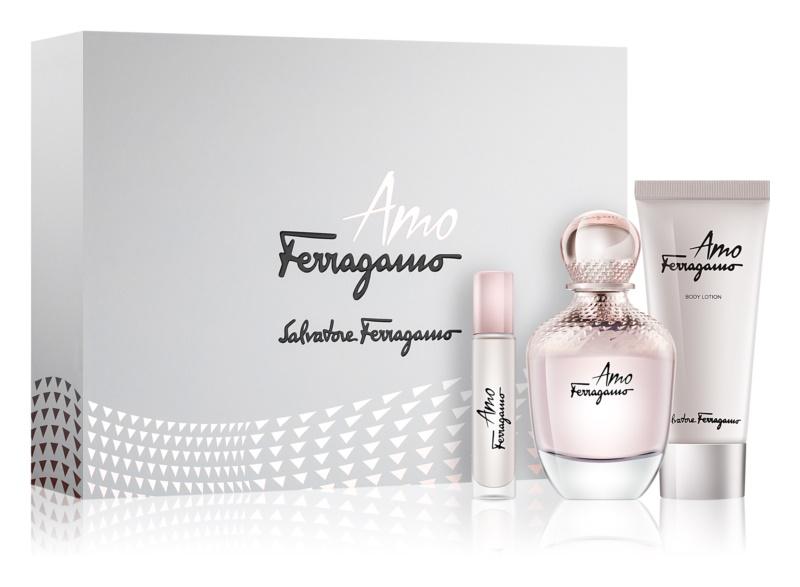 Salvatore Ferragamo Amo Ferragamo dárková sada I.