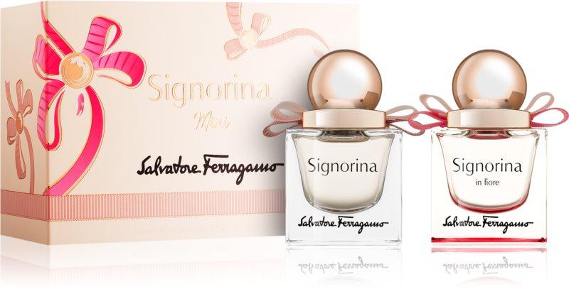 Salvatore Ferragamo Signorina dárková sada IX.