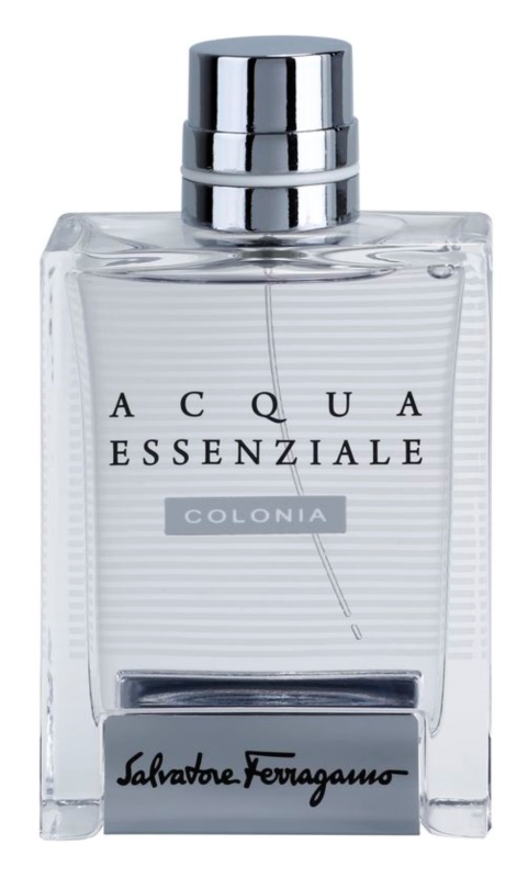 Salvatore Ferragamo Acqua Essenziale Colonia Eau de Toilette voor Mannen 100 ml