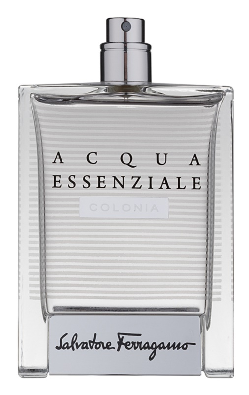 Salvatore Ferragamo Acqua Essenziale Colonia eau de toilette teszter férfiaknak 100 ml