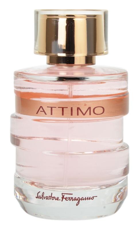 Salvatore Ferragamo Attimo L´Eau Florale toaletní voda pro ženy 100 ml
