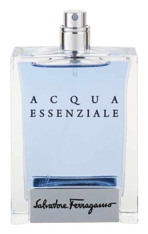 Salvatore Ferragamo Acqua Essenziale toaletná voda tester pre mužov 100 ml