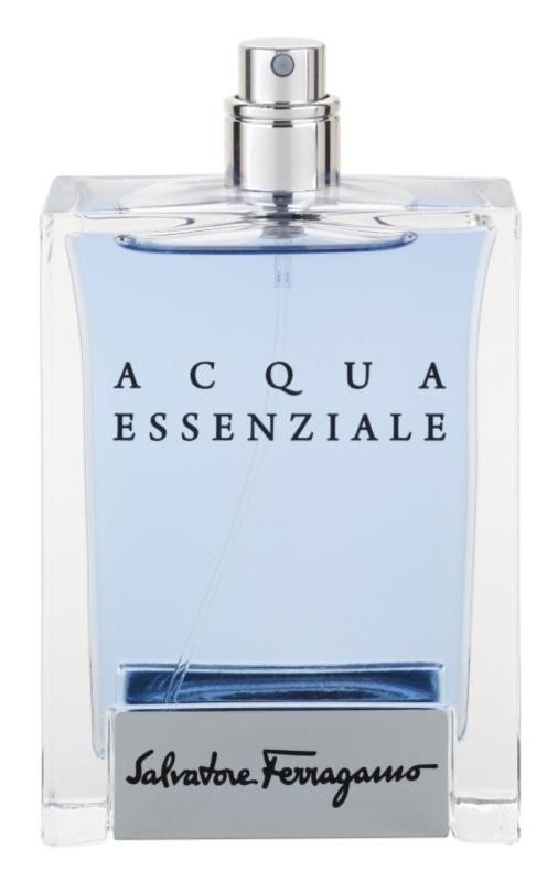 Salvatore Ferragamo Acqua Essenziale woda toaletowa tester dla mężczyzn 100 ml