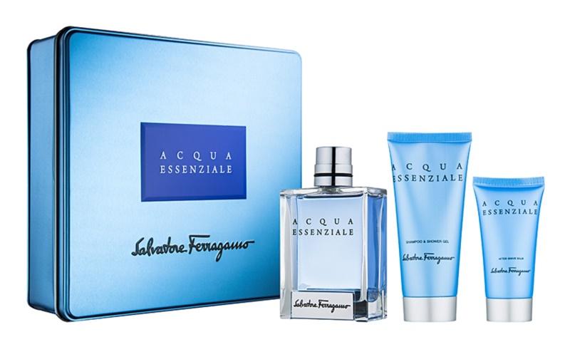 Salvatore Ferragamo Acqua Essenziale Geschenkset I.