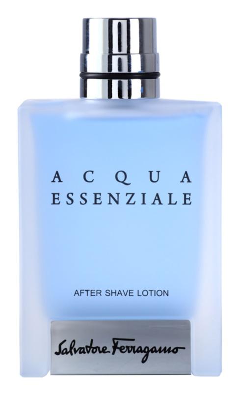 Salvatore Ferragamo Acqua Essenziale lotion après-rasage pour homme 100 ml