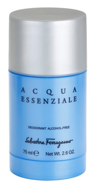 Salvatore Ferragamo Acqua Essenziale Deodorant Stick for Men 75 ml