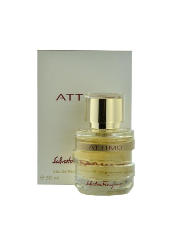 Salvatore Ferragamo Attimo eau de parfum pentru femei 50 ml