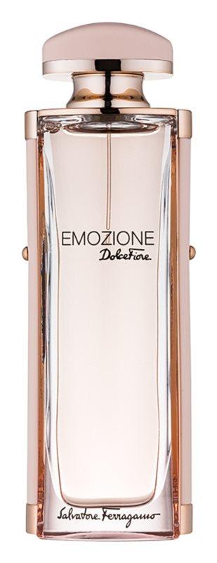 Salvatore Ferragamo Emozione Dolce Fiore Eau de Toilette for Women 50 ml