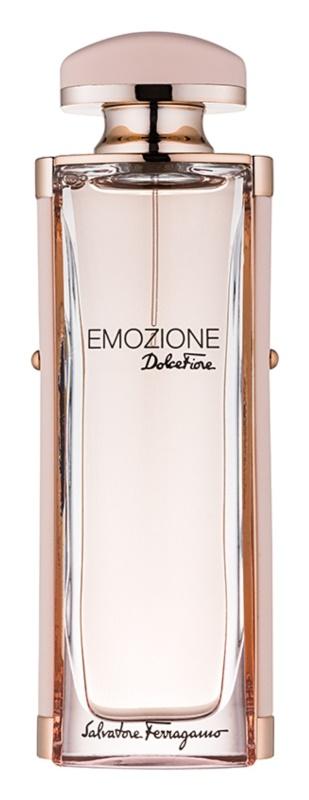 Salvatore Ferragamo Emozione Dolce Fiore eau de toilette per donna 50 ml