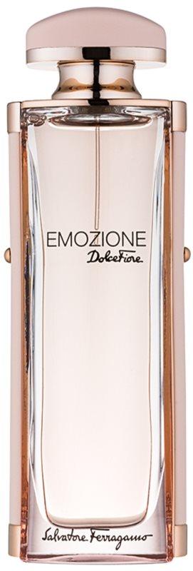 Salvatore Ferragamo Emozione Dolce Fiore toaletná voda pre ženy 50 ml