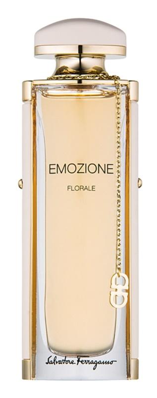 Salvatore Ferragamo Emozione Florale Parfumovaná voda pre ženy 50 ml