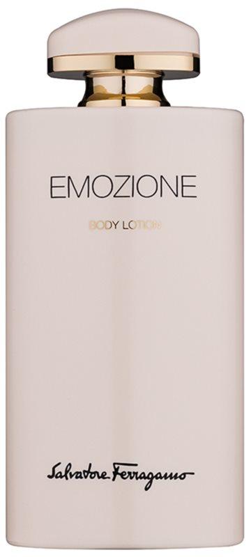 Salvatore Ferragamo Emozione Bodylotion  voor Vrouwen  200 ml