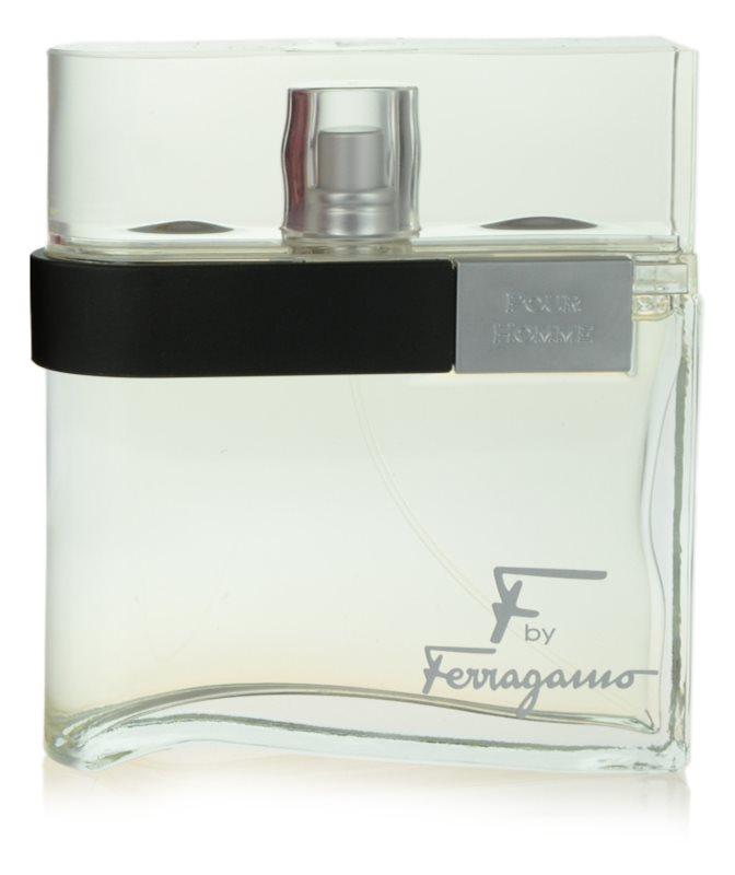 Salvatore Ferragamo F by Ferragamo Pour Homme toaletní voda pro muže 100 ml