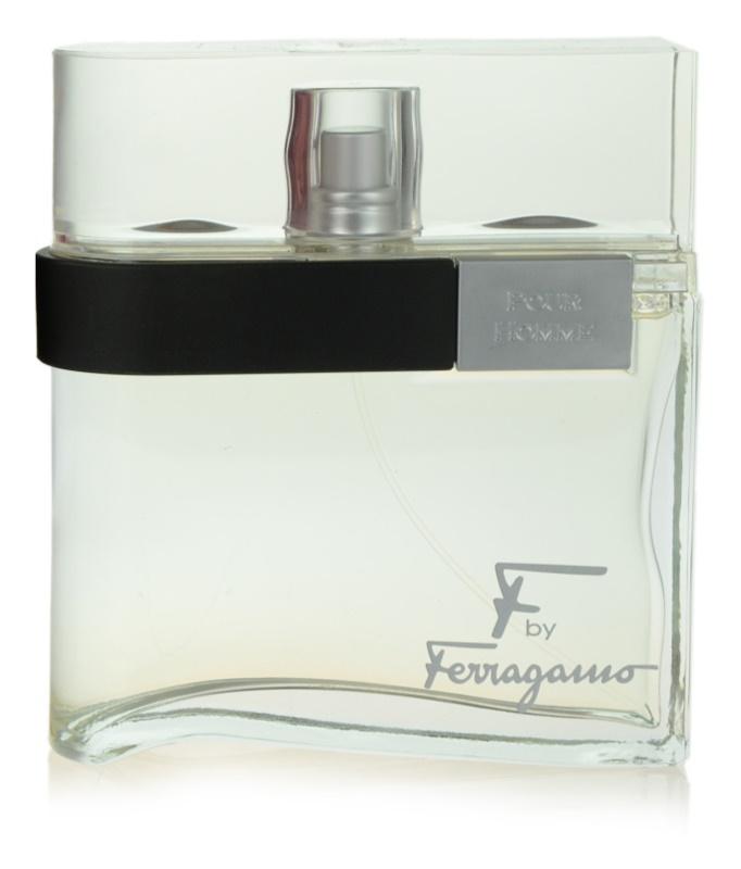 Salvatore Ferragamo F by Ferragamo toaletní voda pro muže 100 ml