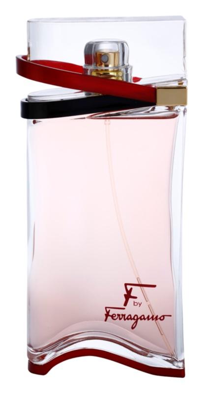 Salvatore Ferragamo F by Ferragamo eau de parfum nőknek 90 ml