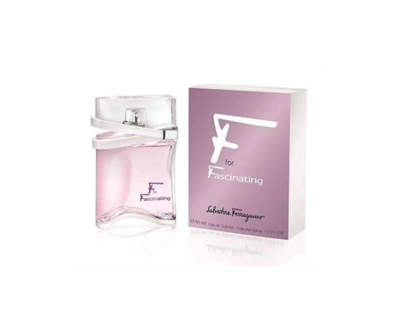 Salvatore Ferragamo F for Fascinating eau de toilette pentru femei 90 ml