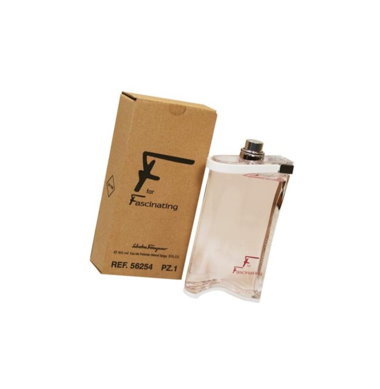 Salvatore Ferragamo F for Fascinating woda toaletowa tester dla kobiet 90 ml