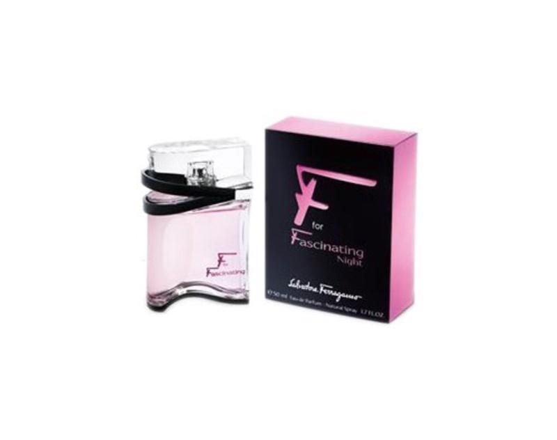 Salvatore Ferragamo F for Fascinating Night eau de parfum nőknek 90 ml
