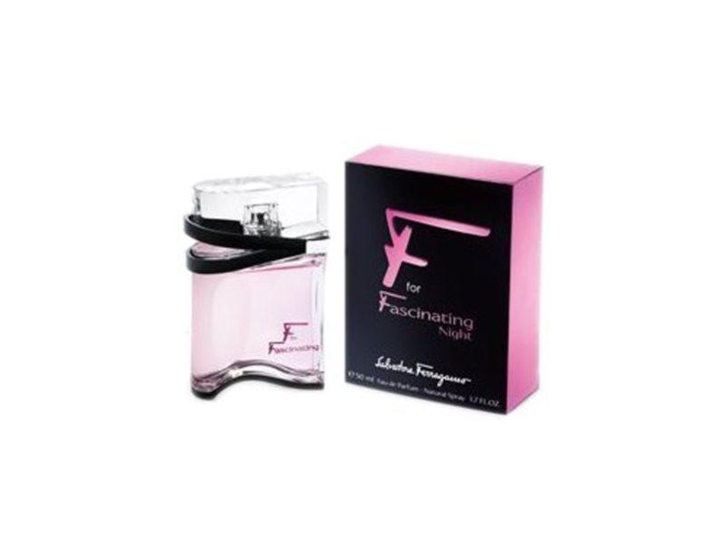 Salvatore Ferragamo F for Fascinating Night eau de parfum pentru femei 90 ml