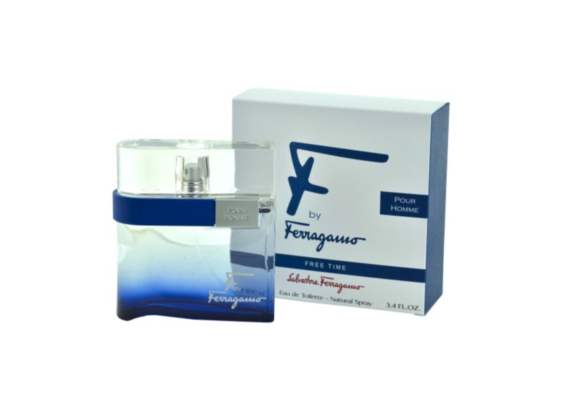 Salvatore Ferragamo F by Ferragamo Free Time toaletna voda za muškarce 100 ml