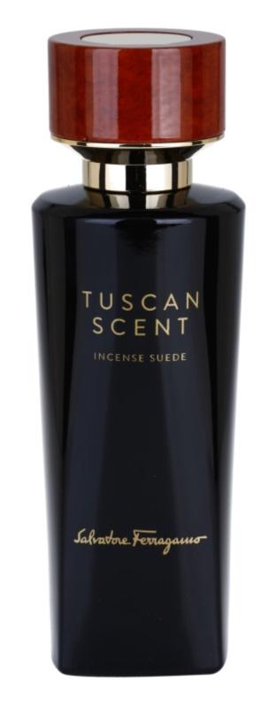 Salvatore Ferragamo Tuscan Scent Incense Suede parfémovaná voda unisex 75 ml