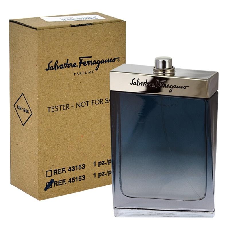 Salvatore Ferragamo Subtil Pour Homme woda toaletowa tester dla mężczyzn 100 ml