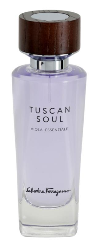 Salvatore Ferragamo Tuscan Soul Quintessential Collection Viola Essenziale toaletna voda uniseks 75 ml