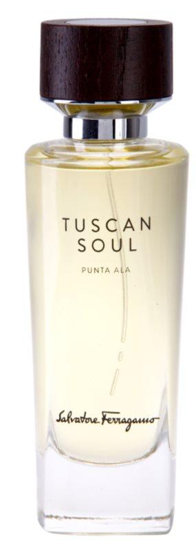 Salvatore Ferragamo Tuscan Soul Quintessential Collection Punta Ala Eau de Toilette unisex 75 ml