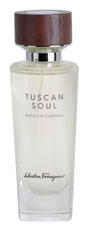 Salvatore Ferragamo Tuscan Soul Quintessential Collection Bianco Di Carrara Eau de Toilette unisex 75 ml