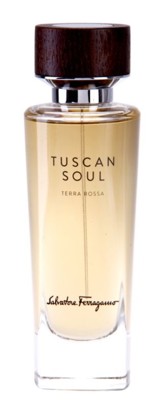 Salvatore Ferragamo Tuscan Soul Quintessential Collection Terra Rossa Eau de Toilette unisex 75 ml