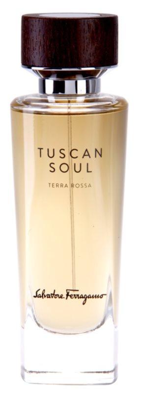 Salvatore Ferragamo Tuscan Soul Quintessential Collection Terra Rossa toaletní voda unisex 75 ml