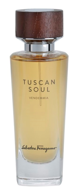 Salvatore Ferragamo Tuscan Soul Quintessential Collection Vendemmia eau de toilette mixte 75 ml