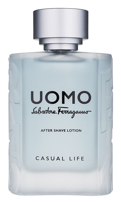 Salvatore Ferragamo Uomo Casual Life Aftershave lotion  voor Mannen 100 ml