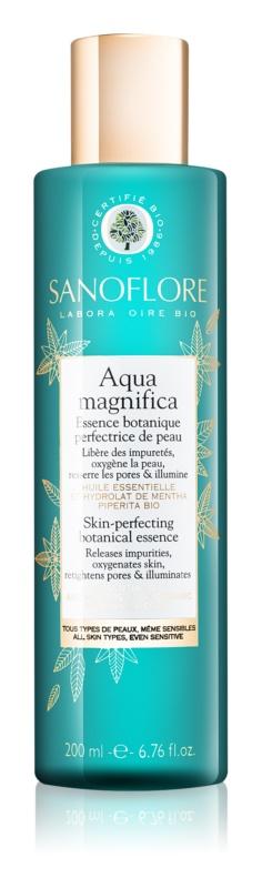 Sanoflore Magnifica čistilna voda proti nepravilnostim na koži
