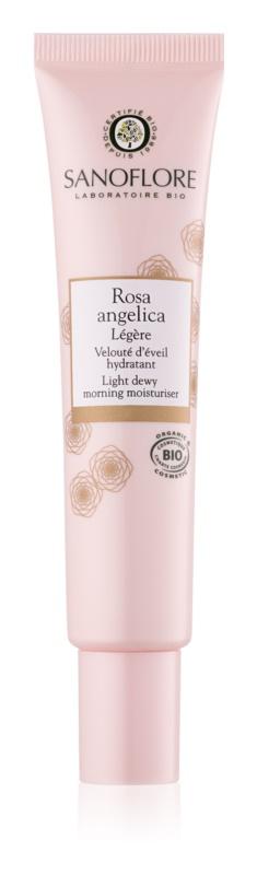 Sanoflore Rosa Angelica feuchtigkeitsspendende Creme für strahlenden Glanz für normale Haut und Mischhaut