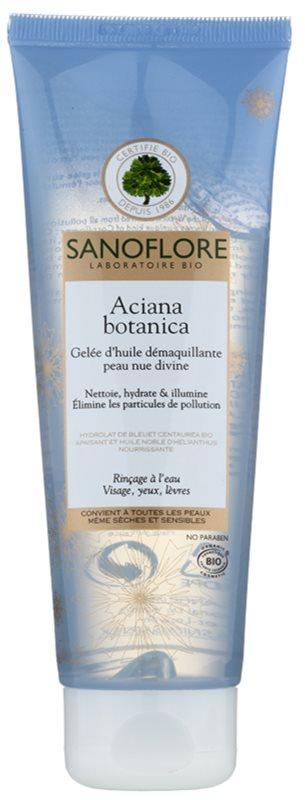 Sanoflore Aciana Botanica čistiaci pleťový gél pre rozjasnenie a hydratáciu