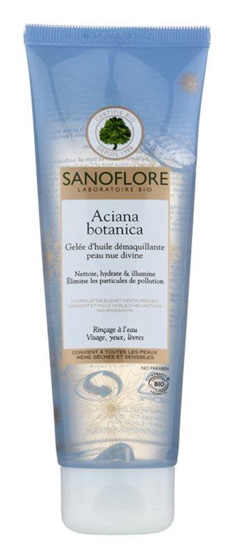 Sanoflore Aciana Botanica čisticí pleťový gel pro rozjasnění a hydrataci