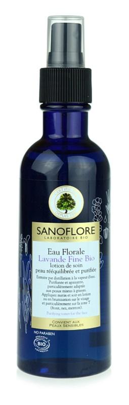 Sanoflore Eaux Florales normalizující květinová voda