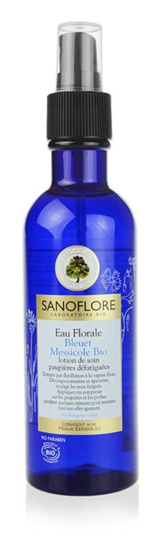 Sanoflore Eaux Florales cvetlična voda za pomiritev predela okoli oči